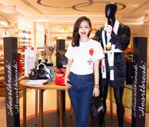 Longchamp南京德基精品店重装开业 玩转超燃王者擂台