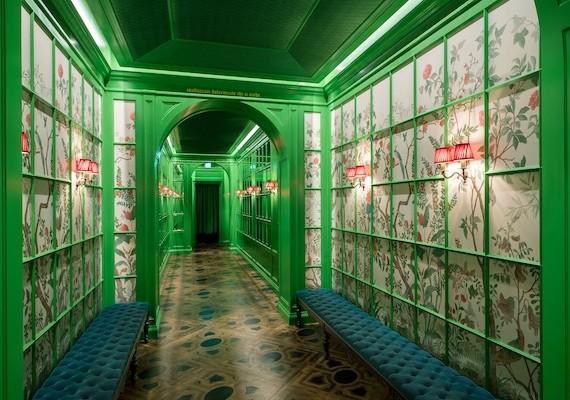 古驰揭幕Gucci Osteria da Massimo Bottura东京餐厅