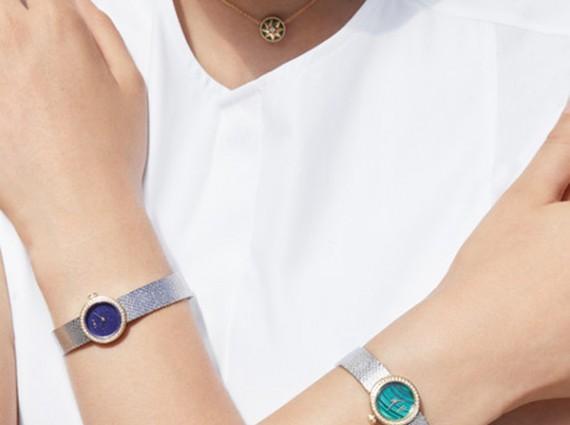 La Mini D de Dior腕表 洋溢無限柔美