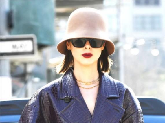 钟形帽,守住时装精「尊严」的最后一道防线