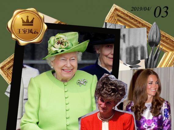 王室风云: 英国王室女性坐姿暴露出的¡¸咖位之争¡¹