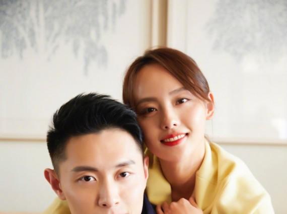 张嘉倪和买超的情侣照太甜 情人节赶紧拍起来!