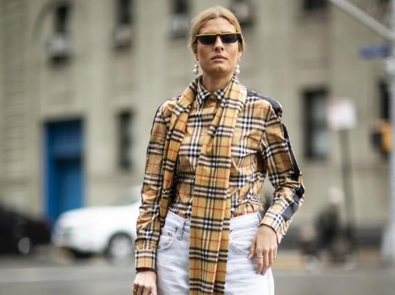 """""""逆天翻盘""""的格纹衬衫 这个春天给你一个大写的时髦"""