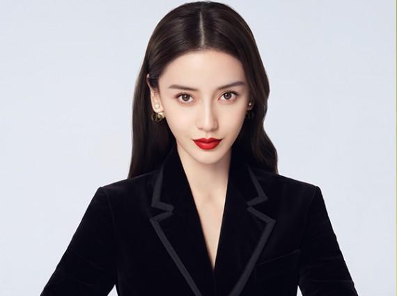 杨颖 全新DIOR迪奥中国彩妆大使