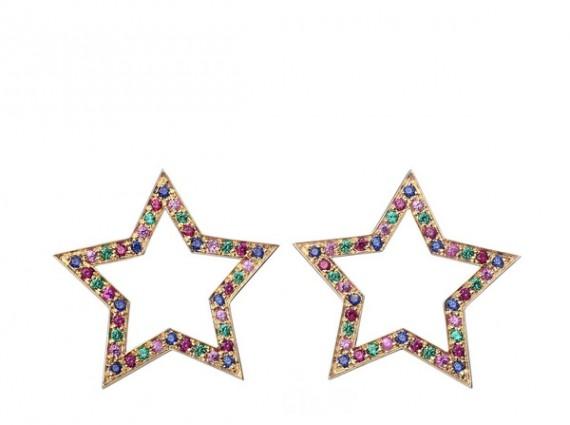 灵感来自全球巨星 这些星星造型珠宝有多闪耀迷人?