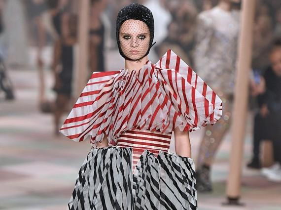 Dior重金打造华丽马戏团 重新演绎文艺复兴的复古梦幻