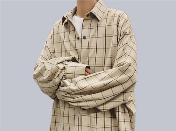"""别怕会变程序员 格纹衬衫是最能助你衣品UP的?#24052;?#22871;"""""""