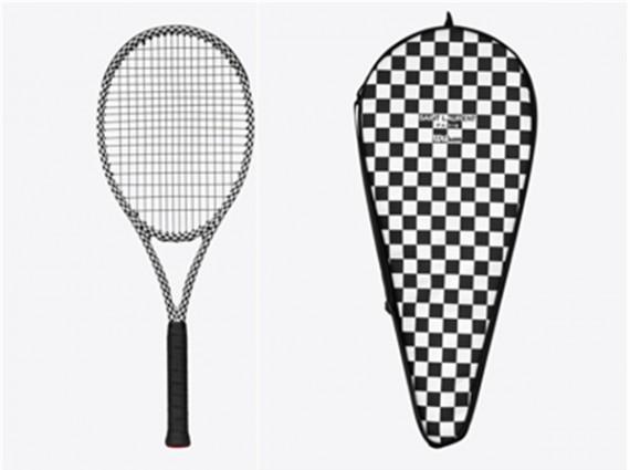 SAINT LAURENT X WILSON 联名网球拍