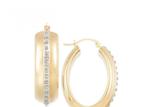 颜值满分价格美丽 不到1000元的钻石耳环