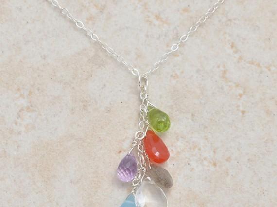 纯手工制作的宝石珠宝 每一件都有生命力