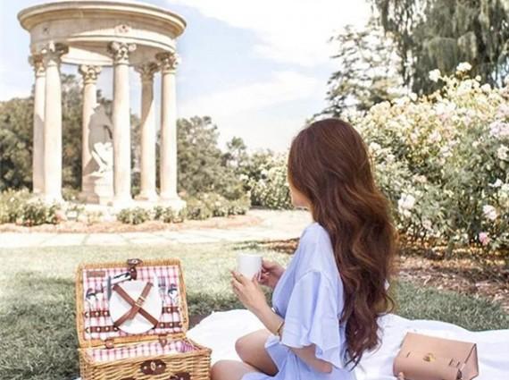 「高颜值」野餐攻略,让你的五一假期变高级!
