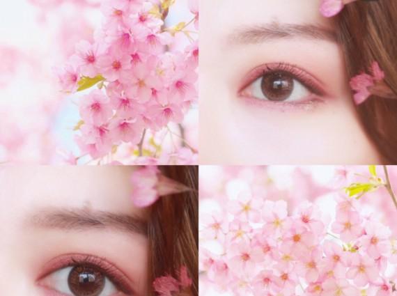 樱花季来啦 准备好美美的樱花妆去拍照了吗~