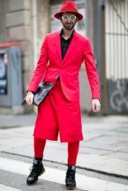 大胆预测春季流行色 烈焰红成时尚新坐标