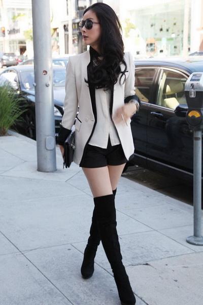... 高跟长靴丝袜_性感高跟长靴_美女穿长靴高跟_高跟