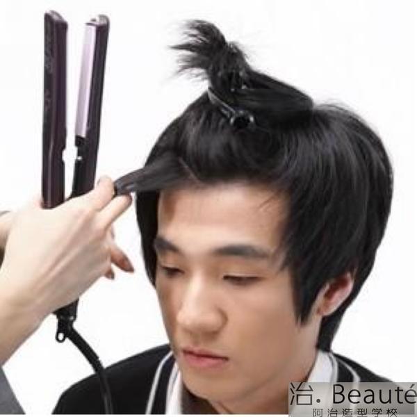 2011男生最潮短发