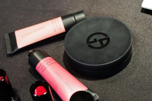 从时装到美妆 阿玛尼美妆新品分享会图片