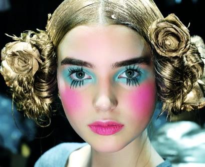 舞台妆-2 .化妆的分类
