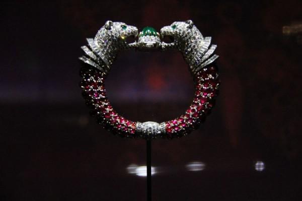 意大利经典设计宝格丽精美珠宝展