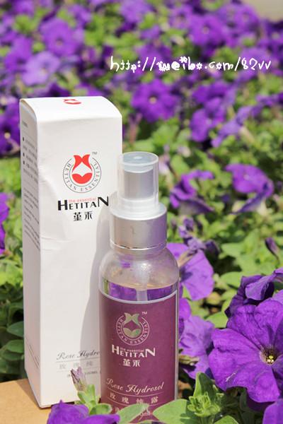 列天然大马士革玫瑰纯露爽肤花水结合手工皂一同使用效果更明显.-