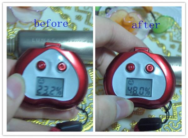 点评日月晶采澄润底乳:LUNASOL底妆乳の修正每一寸瑕疵