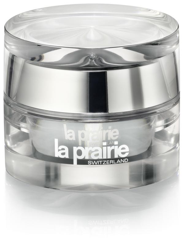 La Prairie臻爱铂金眼霜使用心得 - 卡米 - 巴黎坏品位