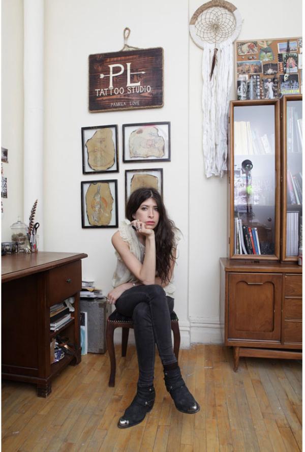 Pamela Love的珠宝工作室 - 卡米 - 巴黎坏品位