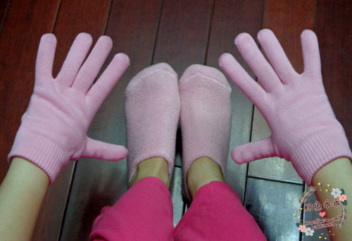 【粉魚乖乖】从头美到脚,美丽从点滴开始 - 粉鱼乖乖 - 优优的博客