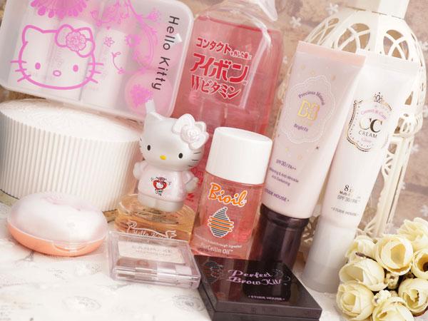 【南瓜妆】对抗秋季干燥的那些粉色美妆品推荐
