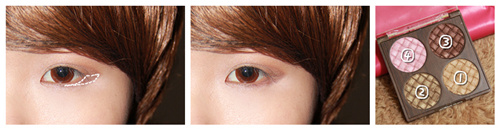 【阿累Ivory】大地色日常眼妆 手部护理