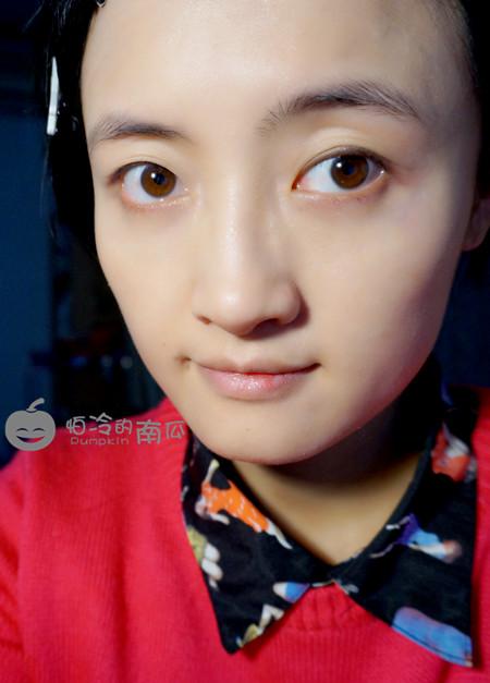 【南瓜妆】 阿玛尼云柔&CC红唇膏 简单快速打造明亮妆容