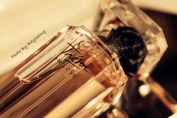 【Rayleeing】隐匿于无形,和香水谈恋爱——兰蔻珍爱爱恋香水