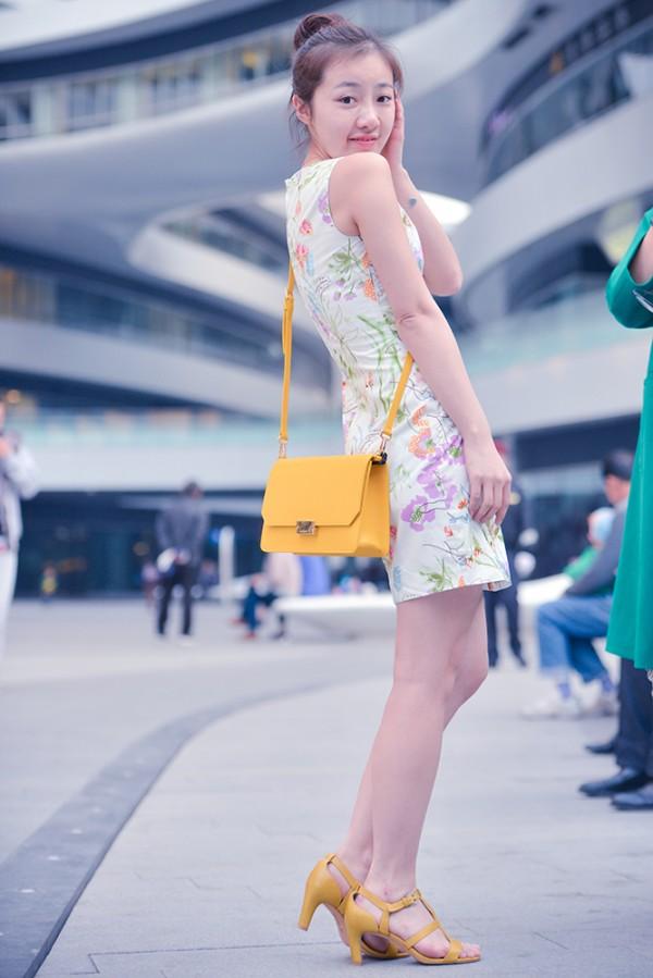【周小晨的OL穿衣术】不想上班太沉默 姜黄色让你跳起来