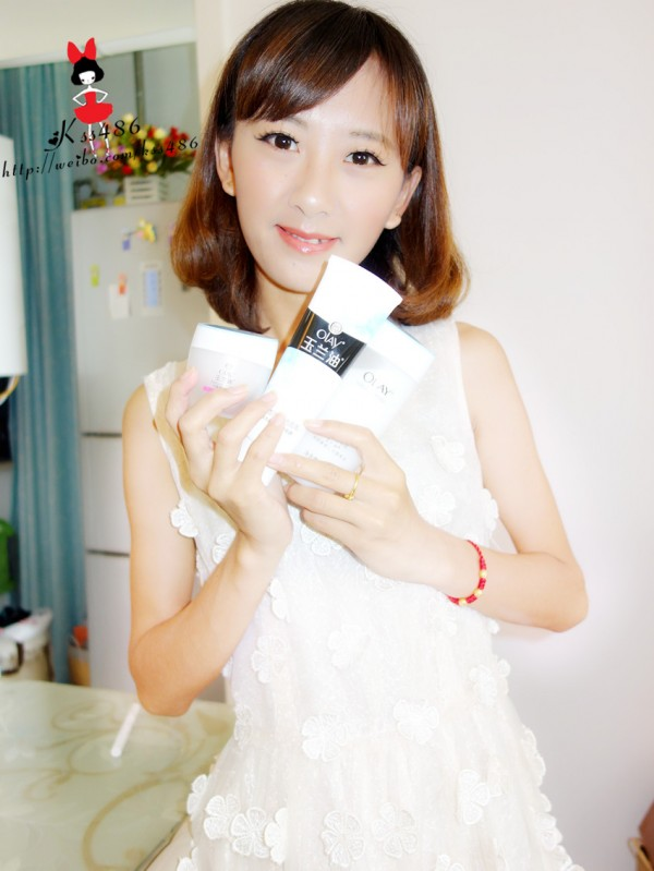 【kss486】把握美白季,白里透红粉精彩~~