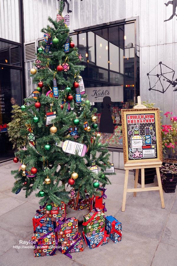 【麻团儿】科颜氏欢乐礼物世界,这个圣诞有料哦!