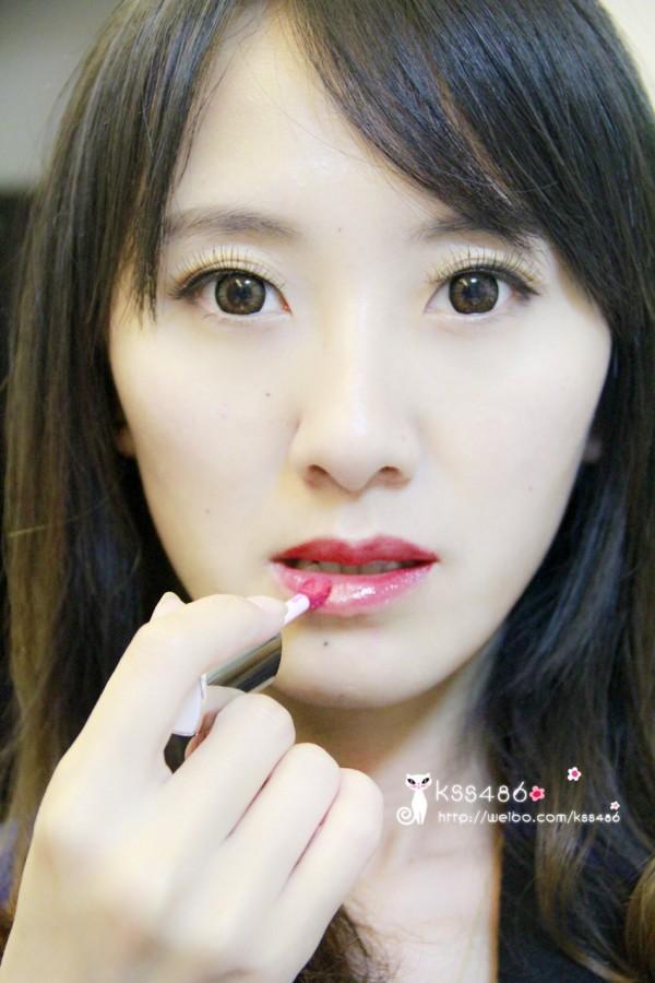 【kss486】变身韩剧女主角,就是介么简单!
