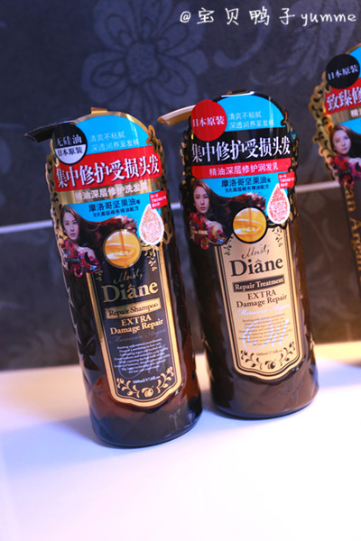 【寶貝Duckula】不用人肉、不用海淘。日本超人气无硅精油洗发水使用手札