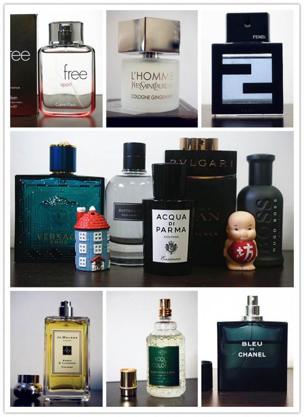 【乔希出品】男人那点味,15款男士香水推荐