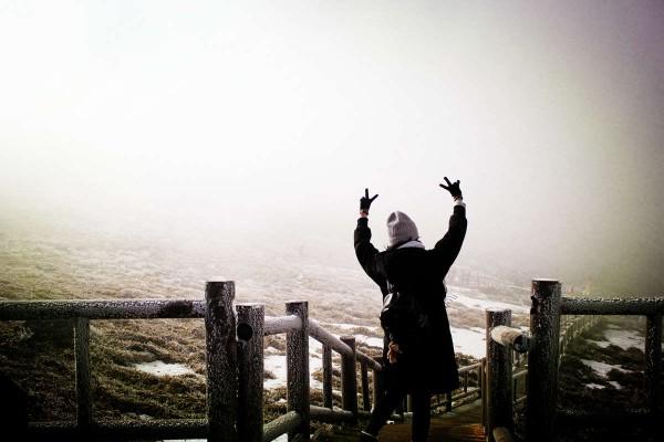 悠哉懒散的济州岛之旅