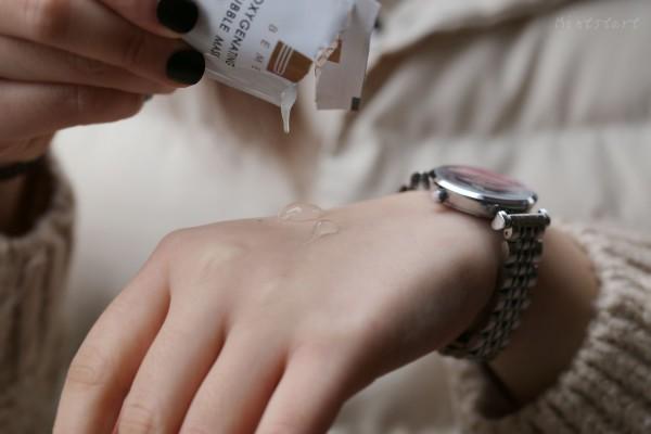 【薄荷原创】净化调理肌肤水平衡,元气泡泡面膜可以。