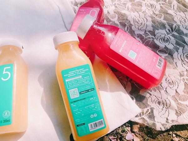 【呆璐】Hey!来点健康的juice吧!