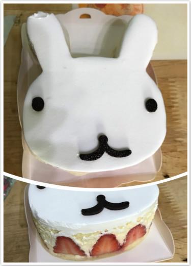【猫莎】如此卡哇伊,萌萌的蛋糕怎么下嘴~