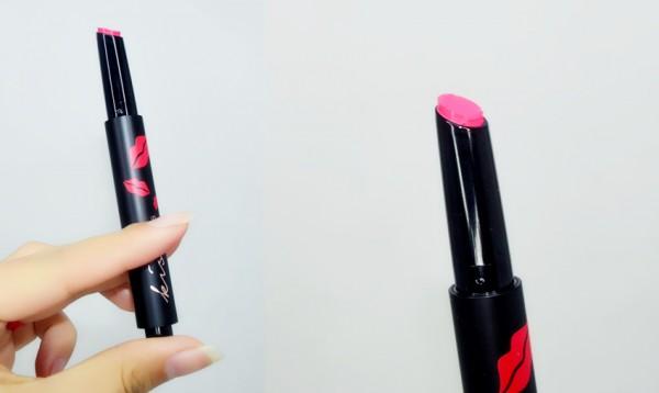 唇色即风格,让你变美的卡姿兰按压唇膏