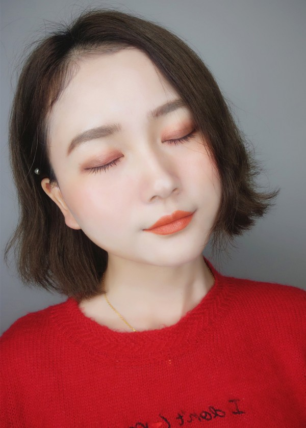 【小se】冬日里的一抹暖阳,日常微醺妆
