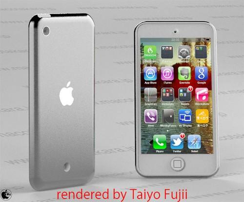 苹果新iPod touch获大幅升级 9月发布 - Uzned