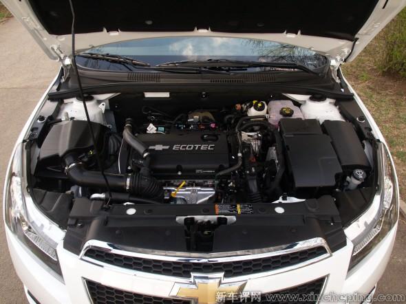以正 欧洲车 之名 试雪佛兰科鲁兹1.6t 组图高清图片