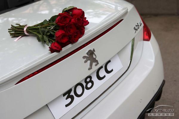 抢定双喜婚车 东风标致308cc将见证幸福时刻 组图高清图片