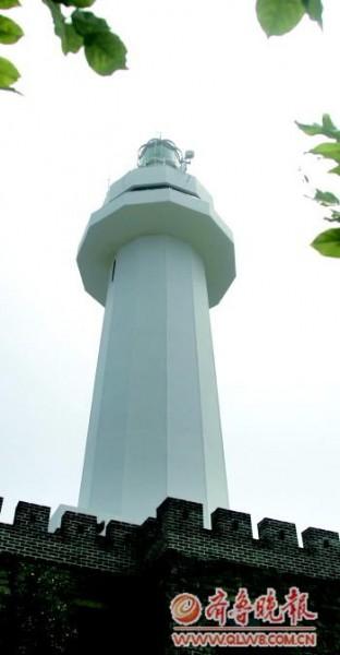这时在崆峒岛设的烟台灯塔改称为崆峒岛灯塔