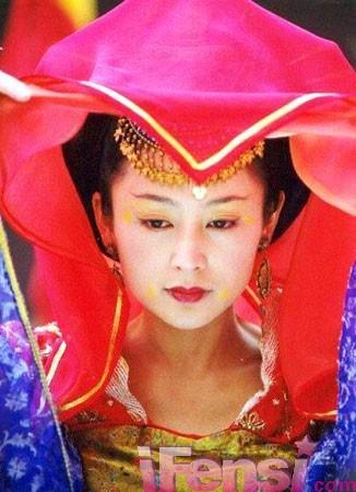 陈红 大明宫词 中的太平公主