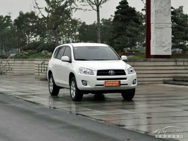 2011年年度市场热销SUV车型 TOP10 组图高清图片