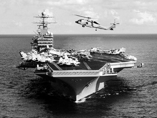 美造新航母紧霸两大洋 极力确保 代差 优势 图